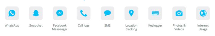 espiar SMS y otras funciones de mSpy