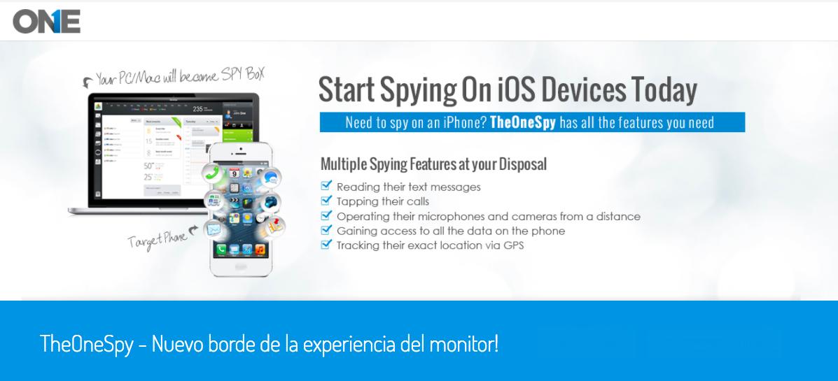 espía para iPhone