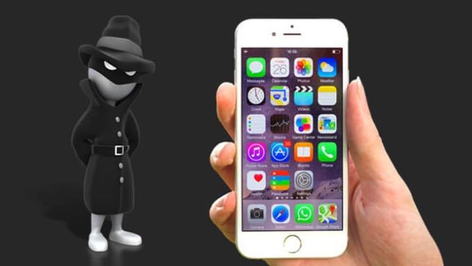 espiar iphone