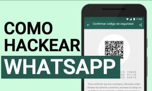Como hackear el Whatsapp sin que se den cuenta Gratis